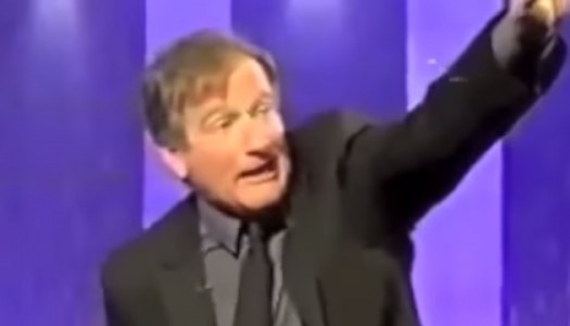 Legenden Robin Williams förklarar hur man uppfann golf! HAHAHA Superkul!